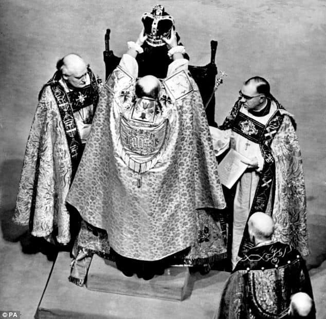 Crowning: The Queen's Coronation was on June 2, 1953