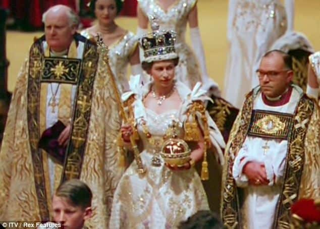 Anniversary: The Queen celebrates 60 years since her Coronation tomorrow