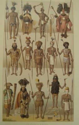 The prehistoric origins of the necktie