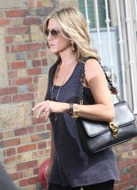 Jennifer Aniston with her Tom Ford