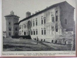 Boiardo's Castle at Scandiano