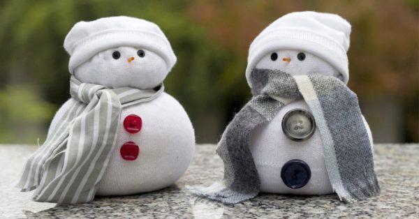 La storia del pupazzo di neve