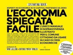 Copertina l'Economia Spiegata Facile