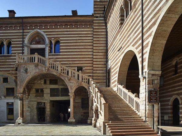 Dante e le scale dei Della Scala