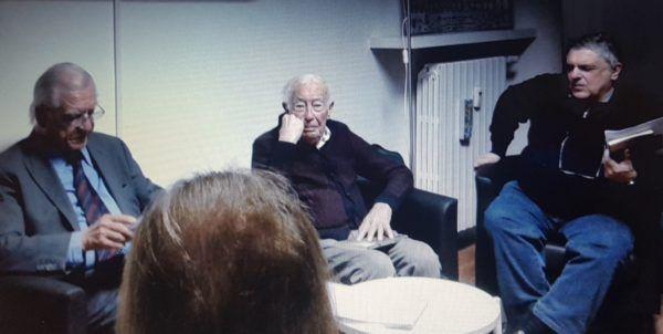Presentazione del libro di Luciano Garibaldi edito dalla Gingko all'Istituto di Studi Politici di  Milano
