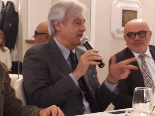 ANTONIO M. RINALDI A VERONA IL 29 MARZO, ORE 18 E 30 AL LISTON 12