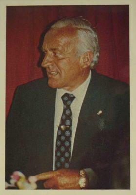 Oswald Mosley, primo editore delle memorie di Ulrich Rudel 'Pilota di Stuka'