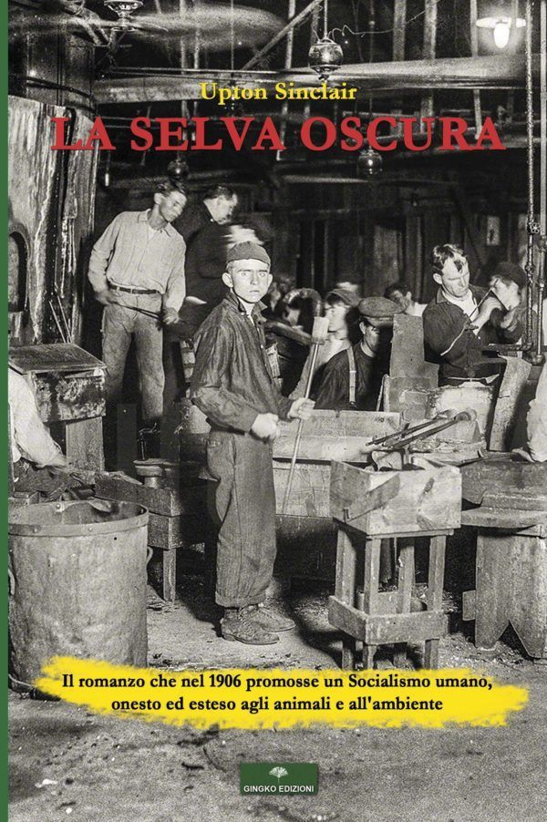 """Un grande libro """"socialista"""" pubblicato dalla Gingko di Verona"""