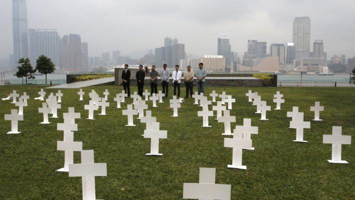 Consigli da un superstite della SARS di Hong Kong, del 2003