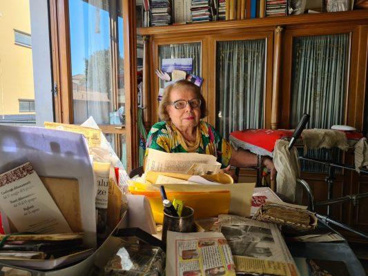 Marisa Benini, la più amata libraia di Verona